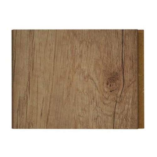Laminate Sample 4 Inch x 4 Inch; 10MM Ishpania Oak