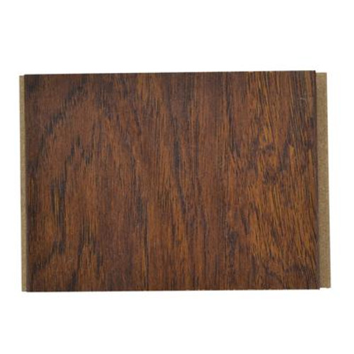 Laminate Sample 4 Inch x 4 Inch; 12MM Hickory