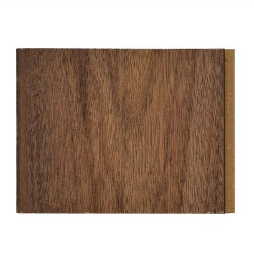 Laminate Sample 4 Inch x 4 Inch; 10MM Caribou Walnut