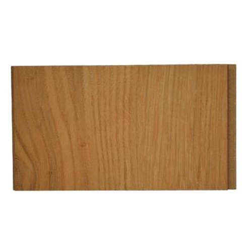 Laminate Sample 4 Inch x 4 Inch; 10MM Sawmill Oak