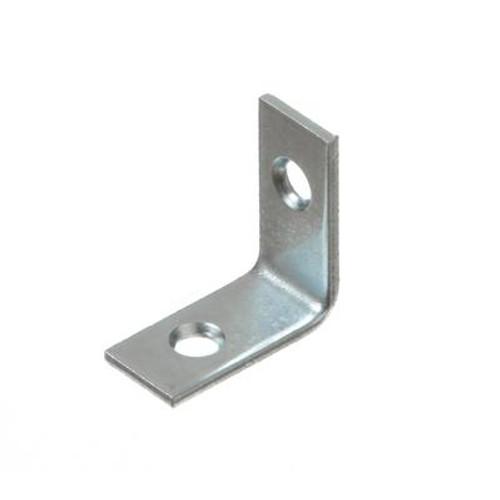 1 Inch   Zinc Corner Brace 4pk