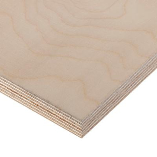 17.5 mm (3/4 inches)  x 2 Feet x 4 Feet Russian Birch Handy Panel