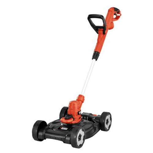 12 Inch 20V Electric 3 in1 Mower; Trimmer and edger