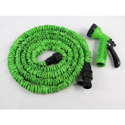 Advantage 25 Feet Expanding Garden Hose With Nozzle