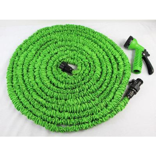 Advantage 75Feet Expanding Garden Hose With Nozzle