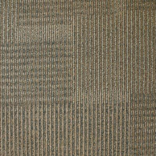 Dialogue Carpet Tile - Woven Straw 50cm x 50cm - (54 Sq.Feet/Case)