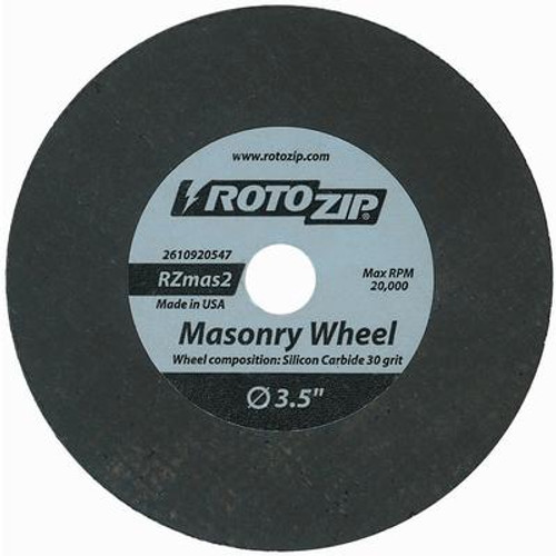 Masonry Wheel