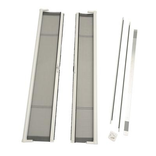 Brisa White Double Door Single Pack