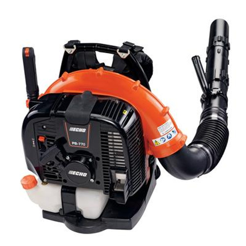 63.3 CC Backpack Power Blower With Hip Throttle