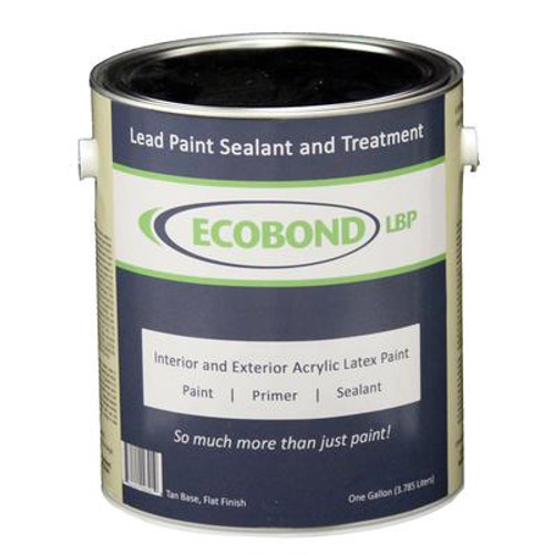 1-Gallon Lead Based Paint Sealant and Treatment; Latex Primer