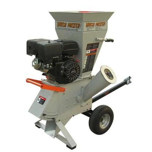 11 hp Commercial-Duty Chipper Shredder