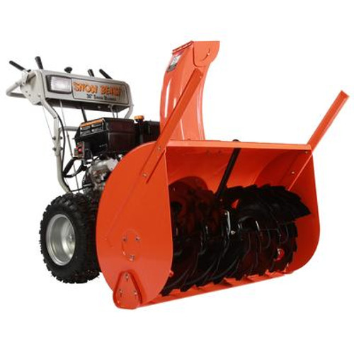 36 in. 15 HP Commercial 2-Stage Gas Snowblower