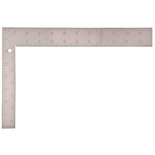 8 in.X12 in. Steel Carpenter Square
