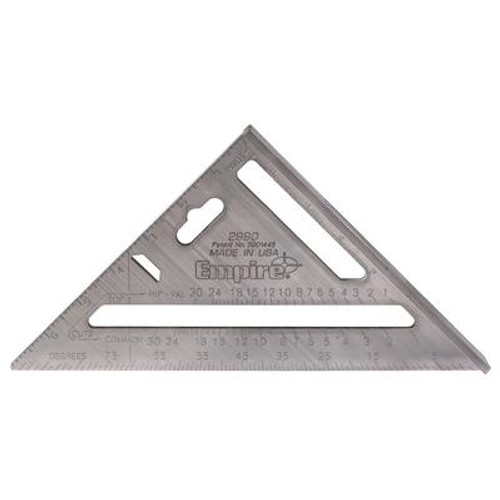 7 in. Heavy Duty Steel Rafter Sq