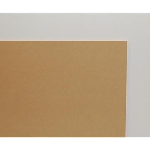 1/2 Inch  2 Feet x 4 Feet Medium Density Fiberboard (MDF) Handy Panel