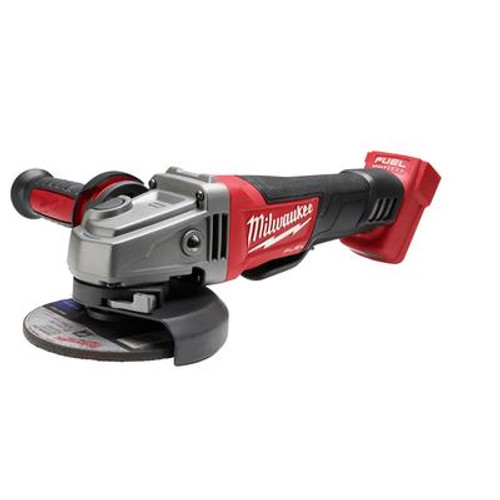 M18 FUEL 4-1/2 Inch. / 5 Inch. Grinder; Paddle Switch No-Lock - Bare Tool