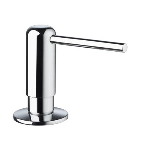 Femme Soap Dispenser Chrome
