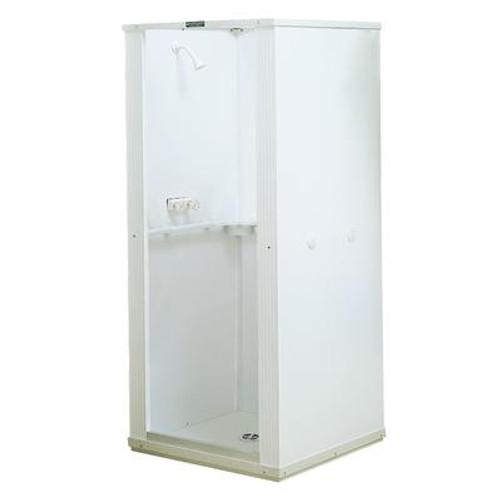 Durastall Shower Stall 32 In. x 32 In. Standard Base