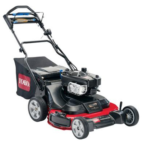 30 Inch. TimeMaster Variable Speed Self-propelled Walk-Behind Gas Lawn Mower with Electric Start (50-State Engine)