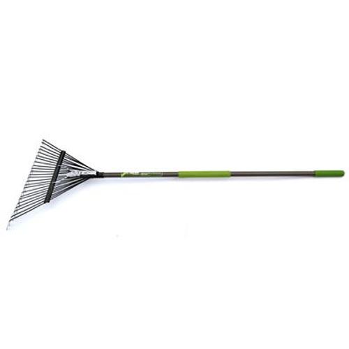 Fiberglass Lawn Rake with Grips