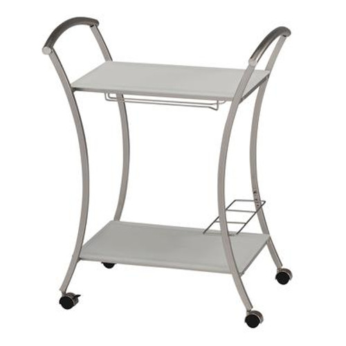 Arion-2 Tier Trolley-White