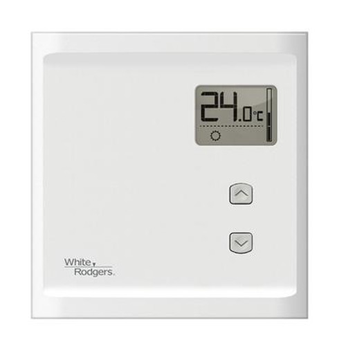 WR Heat Only Electronic Baseboard Dual Pole 240V/120V Thermostat