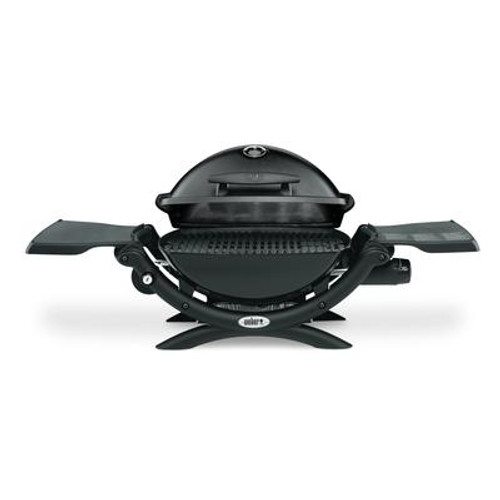 Q 1200 Gas Grill LP Black