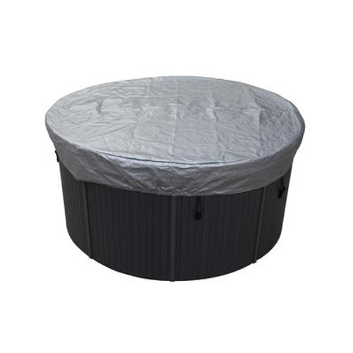 7 Feet. Round Cover Guard