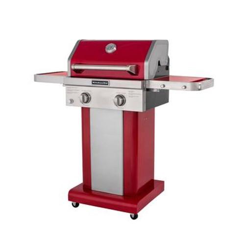 KitchenAid 2B Patio Grill (Red)