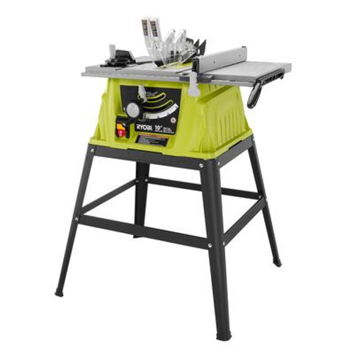 10 Inch Table Saw; Stand