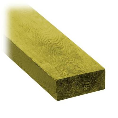 2x4x8 Treated Wood