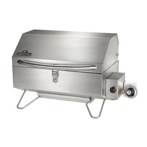 Freestyle PTSS215 Stainless Steel Portable Grill