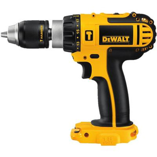 18-Volt Cordless 1/2'' Compact Hammerdrill (Tool Only)