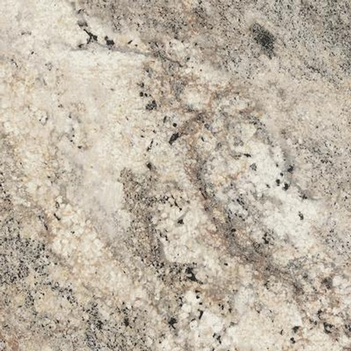 180Fx 96 In. x 48 In. Classic Crystal Granite Sheet in Radiance Finish