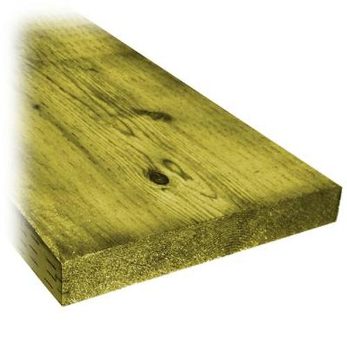 2x12x12 Treated Wood