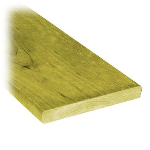 1x6x6 Treated Wood Fence Board