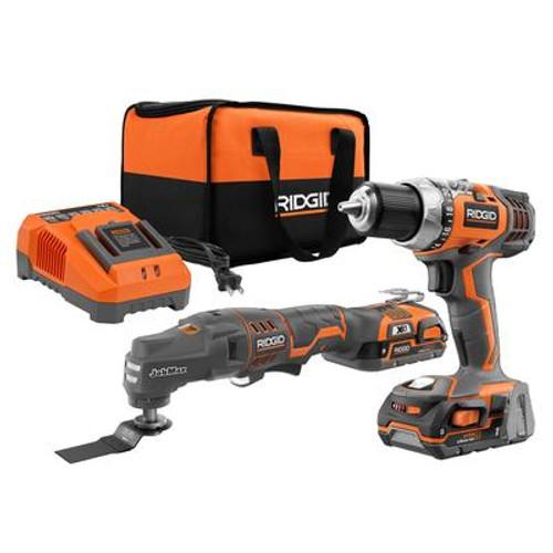 18V Drill And Jobmax Kit