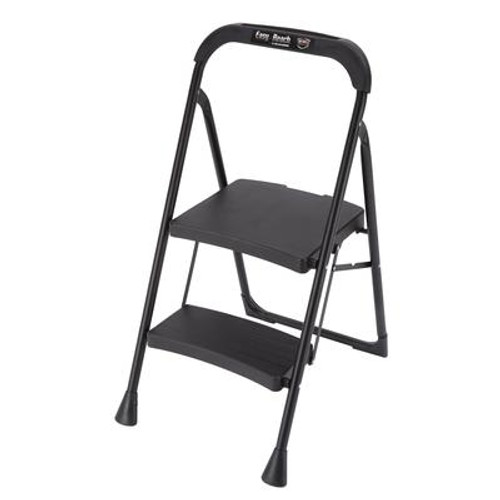 2-Step PRO Series Steel Step Stool