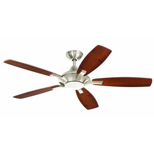 52 in Petersford LED  Indoor Ceiling Fan