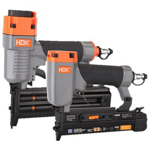 HDX Brad Nailer and Micro Pinner Kit