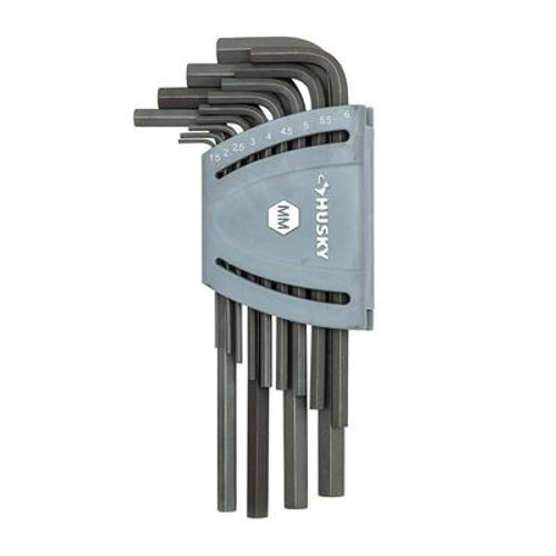 Metric Long-Arm Hex Key Set (13-Piece)