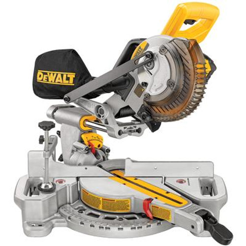 20V Max 7 1/4'' Cordless Sliding Compound Miter Saw Kit