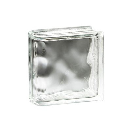 Decora Premiere End Block 8 Inch  X 8 Inch  X 4 Inch  - Case Of 4