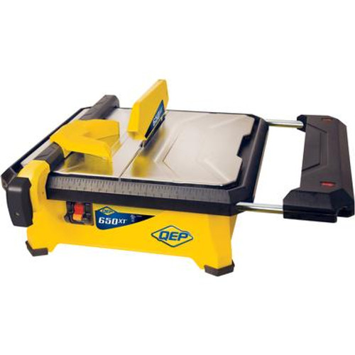 3/4 HP; Wet Tile Saw With 7 Inch. Diamond Blade