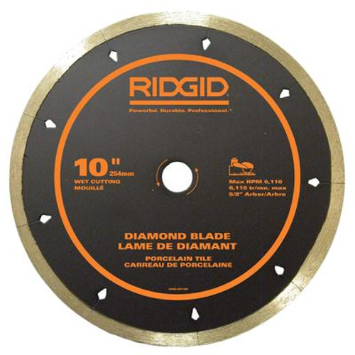 10 Inch Porcelain Diamond Blade