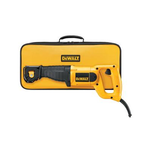 DeWALT 10 Amp Reciprocating Saw – 4 Position