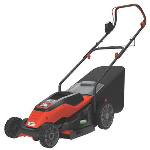 15 Inch. Walk-Behind Corded Electric Mower