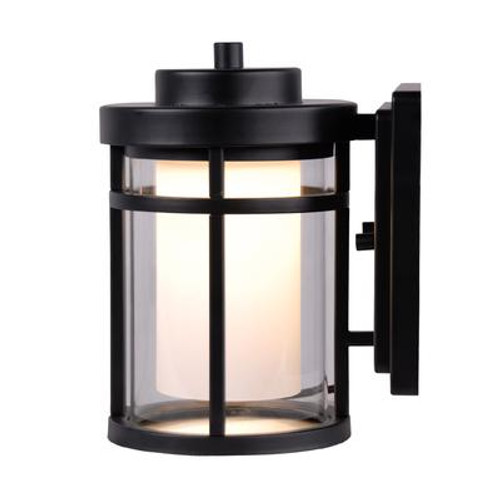 Raisfeld Collection Small Exterior Wall-Mount LED Lantern