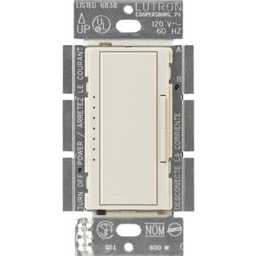 Lutron Ariadni 150-Watt Single-Pole/3-Way LED/CFL Dimmer; Brown