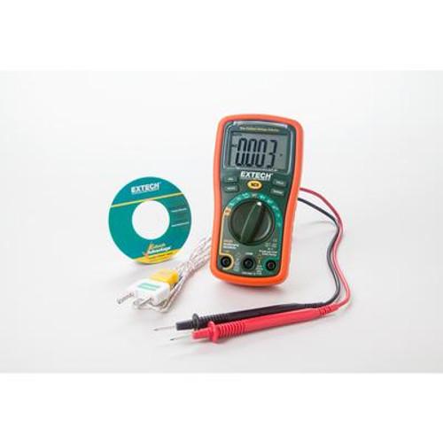 12 Function Mini MultiMeter + Non-Contact Voltage Detector